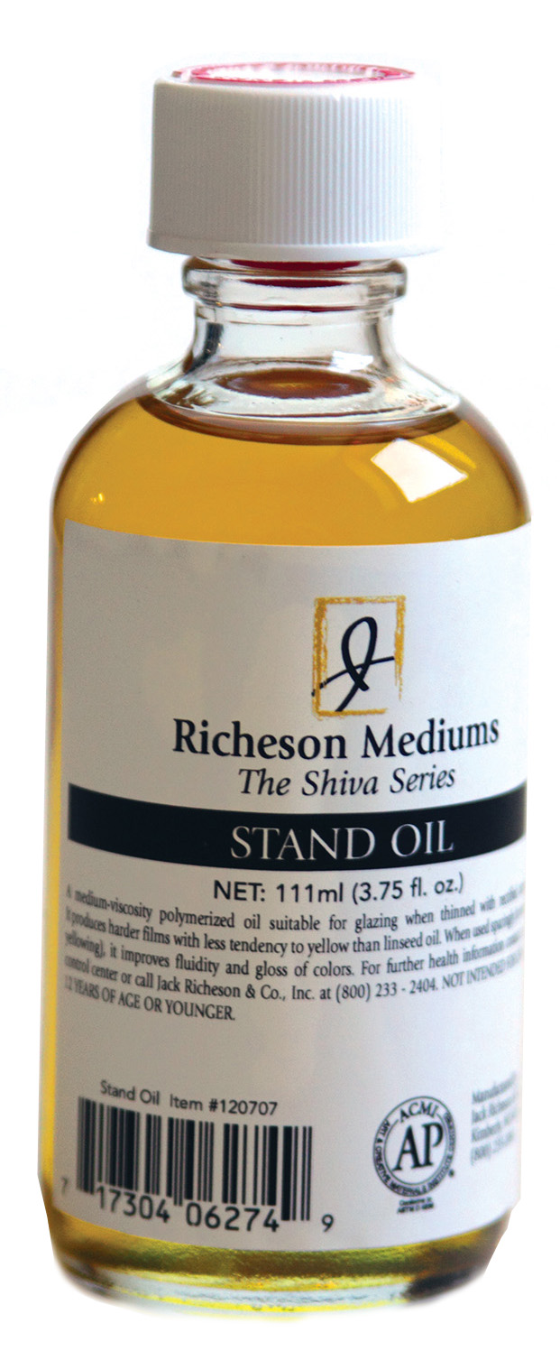 stand oil venice turpentine for thrush - photo#9